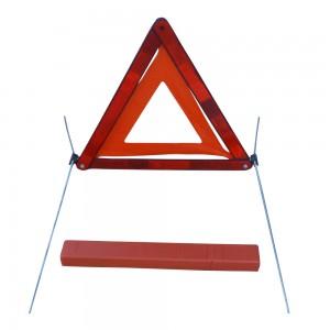 Знак аварийной остановки  (метал. ножка).